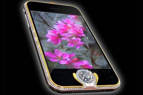 Dünyanın en pahalı cep telefonları galerisi resim 1