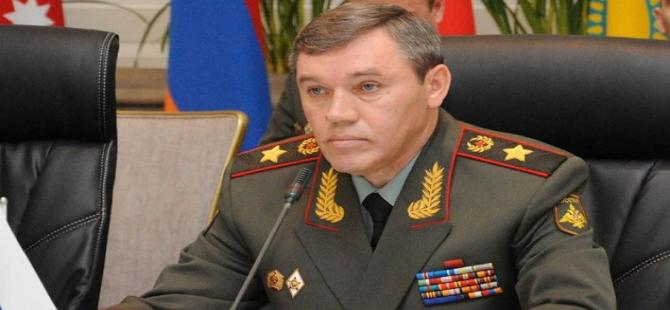 Rusya Genelkurmay Başkanı Türkiye'yi ziyaret edecek