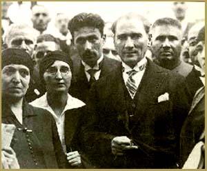Atatürkün türk kadınına verdiği önem