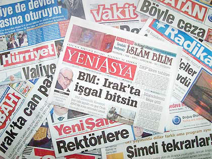news, turkish, gazete, medya
