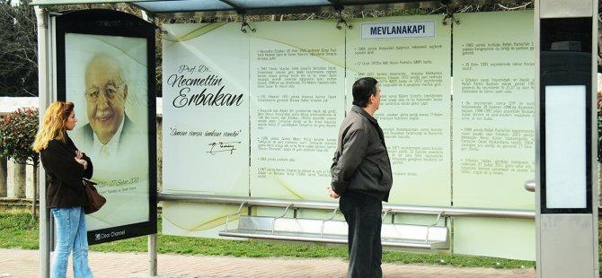 İETT'den Erbakan'a vefa: Erbakan Durağı