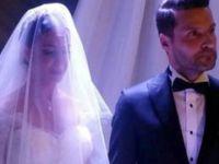 Sinan Özen evlendi