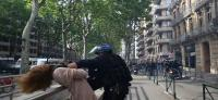 Fransa'da polise tepki yağıyor
