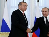 Cumhurbaşkanı Erdoğan ile Rusya Devlet Başkanı Putin görüştü
