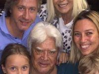 Cüneyt Arkın 79 yaşında
