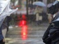 Meteoroloji'den alınan bilgilere göre 5 ilde kuvvetli rüzgar ve fırtına bekleniyor