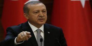 Erdoğan hedef gösterdi: 'Şanghay 5'lisi'
