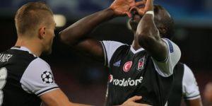 Beşiktaş-Napoli maçını kazandı