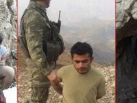 Yaralı PKK'lı böyle yakalandı