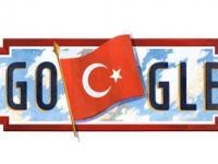 """Google'dan """"Cumhuriyet Bayramı""""na Özel Doodle"""