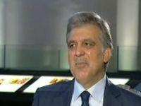 Abdullah Gül'den 'Avrupa' ve 'idam' açıklamaları