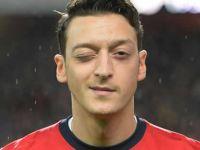 Mesut Özil 3 gol attı
