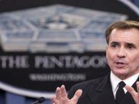 John Kirby: PYD'yi terör örgütü olarak görmüyoruz
