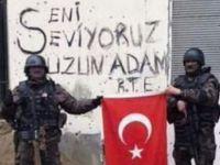 Özel Harekatçıların 'Erdoğan' sevgisi!