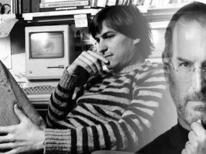 """Steve Jobs'ın """"kayıp dönemine"""" ait ilk video"""