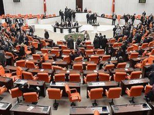 Meclis'te 'kendisine kalın gelecek' sözler tartışması