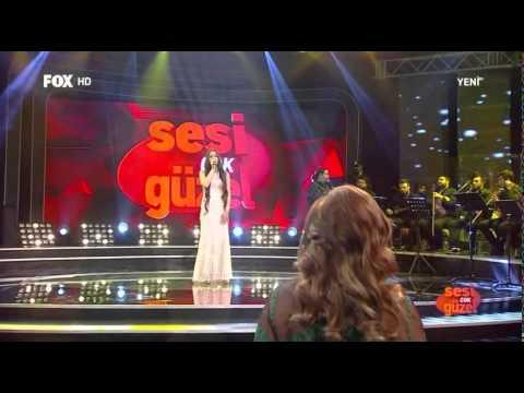 Mutlu Kaya'dan Final Performansı - Hasretinle Yandı Gönlüm - Sesi Çok Güzel